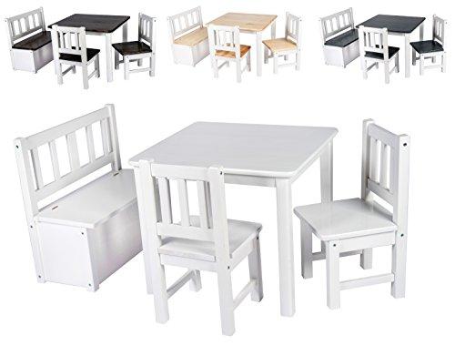 """Kindersitzgruppe """"Anna"""" mit integrierter Spielzeugkiste"""