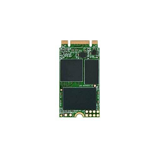 Transcend TS120GMTS420 M.2 Solid State Drive, 120GB, SATA III, 3D NAND Flash-Chip