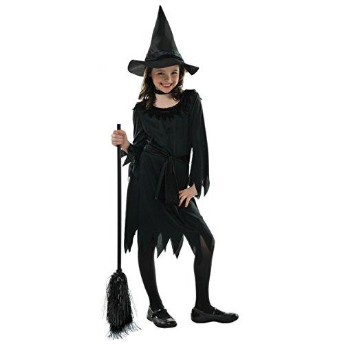Amscan Costume De Petite Sorcière Taille : 4/6 ans (102 à 114 cm)