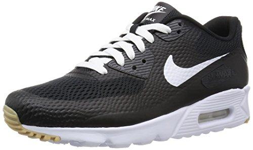 Nike Air Max 90 Ultra Essential, Scarpe da Ginnastica Uomo, Blu Nero (Nero / Bianco-Nero)