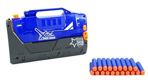 Toyland® Folding Secret Attack Shooter - Faltbare Dart Gun - Schaumgeschosse inklusive -