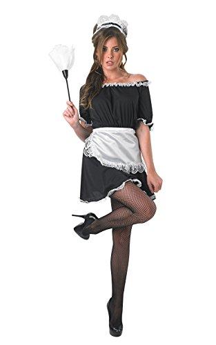 Französisch Maid - Adult (Kostüm Un Französisch)