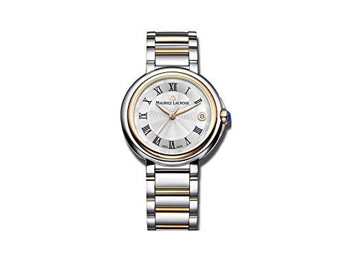 Maurice Lacroix Fiaba Round FA1007-PVP13-110-1 Reloj de Pulsera para mujeres muy elegante