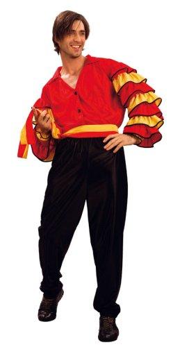 Déguisement Adulte Homme - Costume Espagnol - Danseur Flamenco Rumba