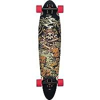 "Globe Pinner Classic Skateboard, Adultos Unisex, Multicolor (Fire Island), 40"""