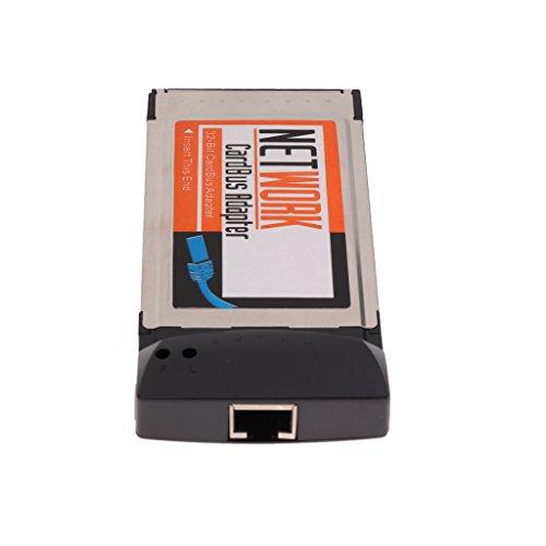 Non-brand Cardbus 32bit 10 / 100mb Netz LAN Karte Pcmcia Rj-45 Rj45 Ethernet Adapter -