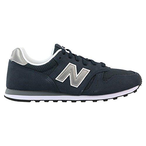 New Balance 373, Zapatillas para Hombre, Azul (Navy), 44 EU