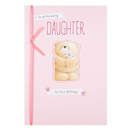 Hallmark Forever Friends Daughter Birthday Cardamazing Daughter