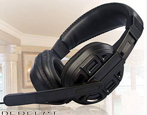 Gaming-Kopfhörer Gesang Kopfhörer Mit Mikrofon K Song Recording Spezielle Computerspiel E-Sport-Kopfbedeckungen -