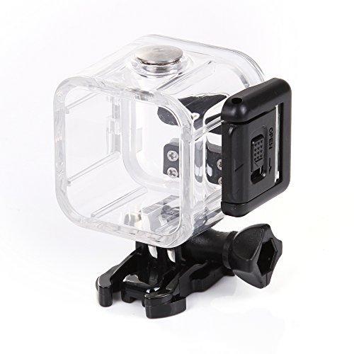Deyard s-01,custodia protettiva standard impermeabile con staffa e vite per gopro hero5session, hero4session, videocamera
