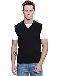 b1d0e46a7292cf ZAKOD Men's Wear Solid Half Sleeves Sweaters for Office Use for Winters