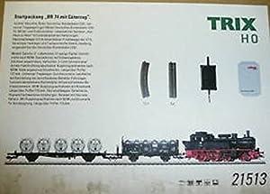 Trix 21513 Güterzugpackung BR74