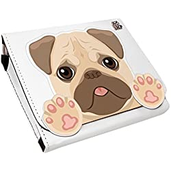 Imp 2DS Animal Carry Case - Pug (Nintendo 2DS) [Importación Inglesa]