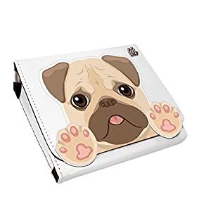 iMP 2DS Animal Carry Case – Pug (Nintendo 2DS)
