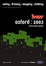 Itchy Insider's Guide to Oxford 2003