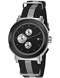 Joop! Herren-Armbanduhr Tom Chronograph Quarz Textil JP101451009