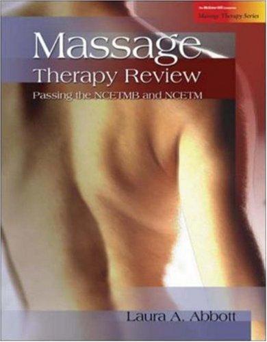 Massage Therapy Books Pdf