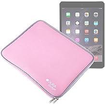 DURAGADGET Funda Rosa De Neopreno Para Apple iPad Air 2 ( Wi-Fi, Wi-Fi + Cellular ) - ¡Resistente Al Agua!