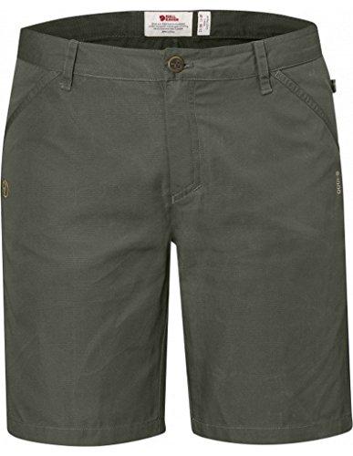 Fjällräven Damen High Coast W Shorts, Mountain Grey, 36