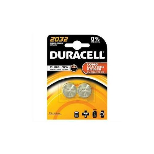 duracell-dl2032-battery-lithium-for-camera-calculator-or-pager-3v-ref-75072668-pack-2-75072668