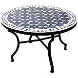 Amazon.fr : table mosaique fer forgé - Voir aussi les articles sans ...