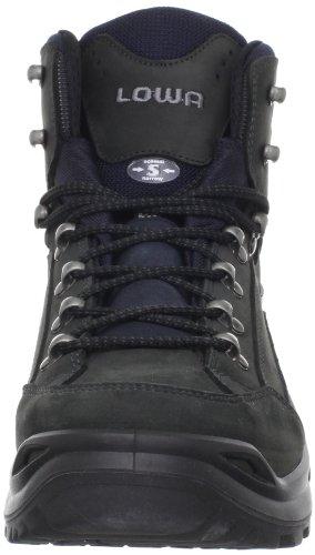 Grau Mid Boots Renegade Nubuck Goretex Mens Lowa CdtshrQ