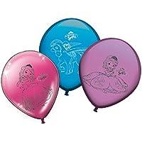 Princesa Sofia - 8 globos (Verbetena 014000803)