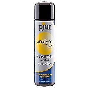 Schmierstoff anal glide Pjur analyse mir Komfort anal 100 ml