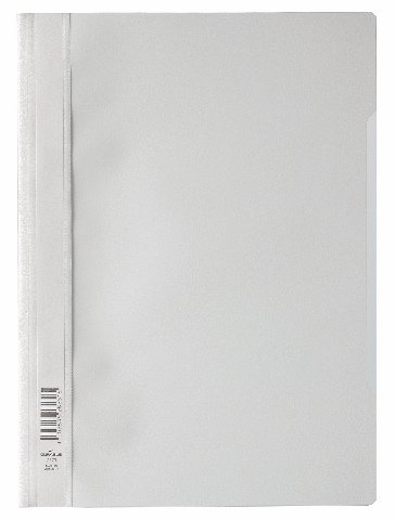 Schnellhefter A4 Plastik (weiß, 50 Stück)