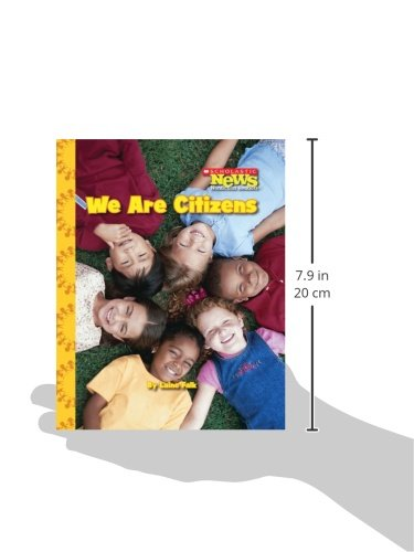 We Are Citizens (Scholastic News Nonfiction Readers: We the Kids)