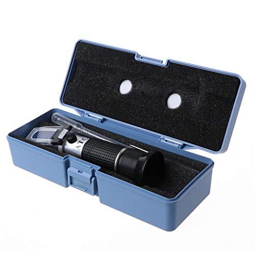Mi Tu - Liquido antigelo per auto, soluzione di concentrazione, misuratore di liquido per il rilevamento della batteria, idrometro, vetro, acqua e ghiaccio