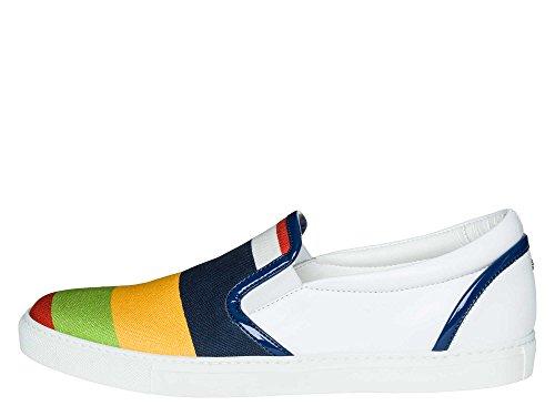 DSQUARED² Messieurs Pantoufles Multicolore