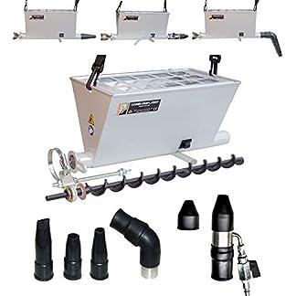 Máquina de Rejuntado / Pulverizador de Mortero – CCJ Sprayer