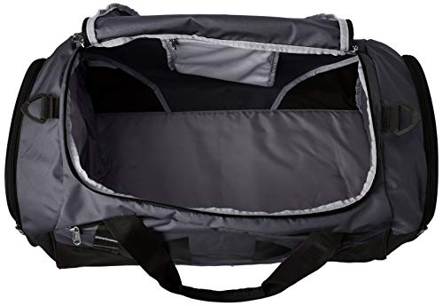 Best under armour bag in India 2020 Under Armour Undeniable 3.0 Large Duffle Bag, Graphite/Black, One Size Image 5