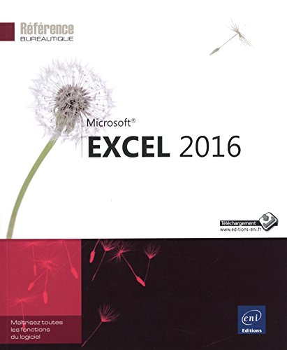 Excel 2016 par Collectif