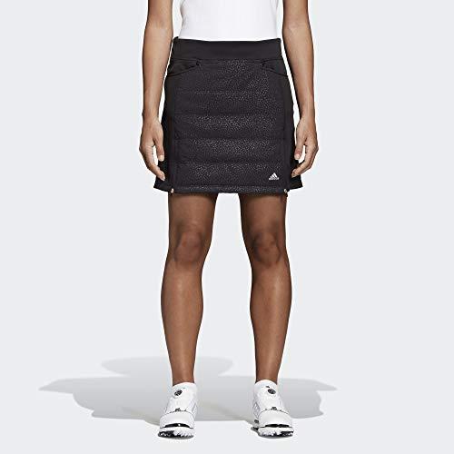 Adidas Golf Röcke (adidas Quilted Skort Outdoor Rock Damen)