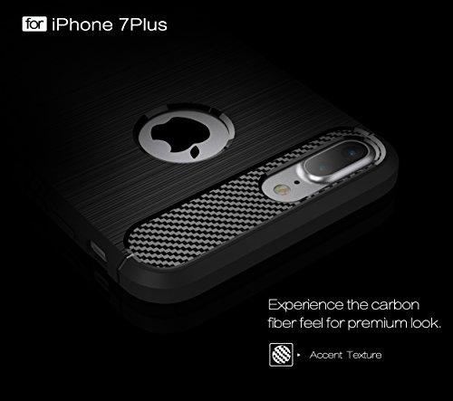Covers iphone 6/6s ,xinyunew TPU Silicone Custodia [Design Meccanica Durevole] [Rugged Armor] Massima Protezione Da Cadute e Urti - Custodia iphone 6/6s Verde Covers Rosso