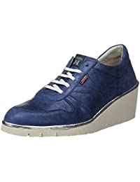 Callaghan 10309, Zapatos de Cordones Oxford para Mujer