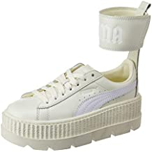 "b761172f501b4 Puma x Fenty Rihanna Ankle Strap Sneaker ""Vanilla Ice"""