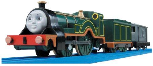 Thomas & Friends TS-13 EMILY (Tomica PlaRail Model Train) [Toy] (japan import)