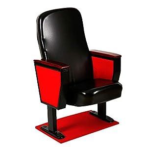 Weehey Abnehmbarer Stuhlschutz aus PU-Leder für das Cinema Meeting Home Office