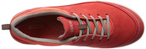 Ecco Ecco Arizona, Chaussures Multisport Outdoor femme Rouge - Rot (CORAL BLUSH/MOON ROCK59498)