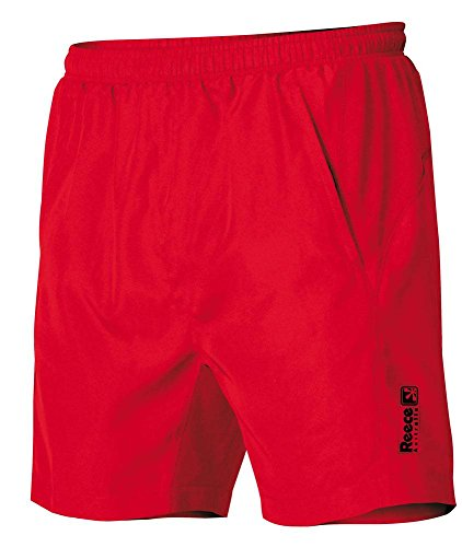 Reece Hockey Legacy Short Unisex - Bright Red, Größe Reece:128