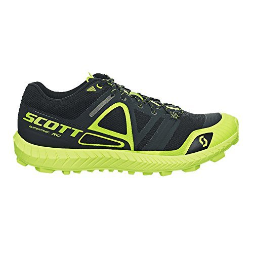 Scott Supertrac RC Black Yellow 45.5
