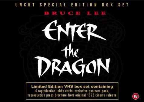 Preisvergleich Produktbild Enter the Dragon - Limited Edition Collector's Set (1973) - U.K. Import
