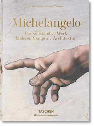 Michelangelo. Das vollst. Werk. Malerei, Skulptur, Architektur