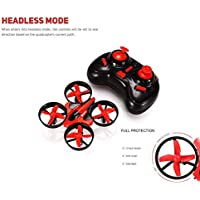 Price comparsion for Global Drone Mini UFO Quadcopter Drone 2.4ghz Rc Aircraft 6 Axis Gyro RC Quadcopter with Led light
