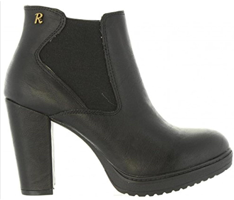 Refresh Stiefel für Damen 63717 C Negro