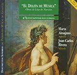 Songtexte von Luis de Narváez - El Delfín de Música (vihuela: Juan Carlos Rivera, soprano: Marta Almajano, tenor: Pedro Ormazábal)