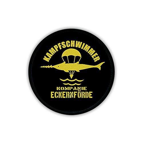 Copytec Patch Kampfschwimmer Kompanie Eckernförde BW Marine Wappen Elite #18332